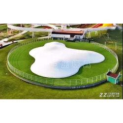 三乐玩具有限公司出售新款蹦蹦云游乐设备图片