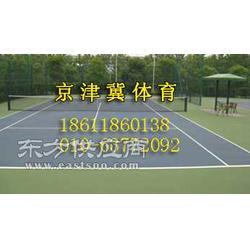 硅PU网球场建设-网球场建设图片