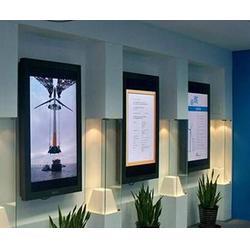 健身会所瘦客户端显示屏演示方案图片