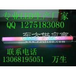 七彩轮廓灯报价单 低压护栏管生产厂家图片
