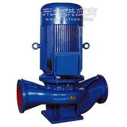 ISG型立式管道离心泵应用范围图片