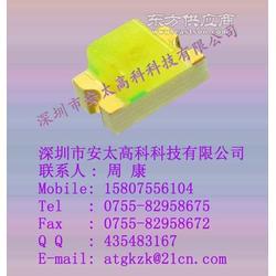 0805纯绿发光二极管图片