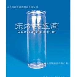 玻璃蜡烛台图片