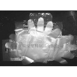 一次性卫生手套 卫生塑料手套 PE薄膜手套图片