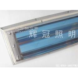 亚克力透明罩净化灯冷轧钢板喷塑304净化灯具生产图片