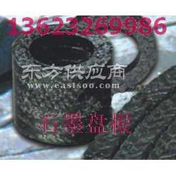 高溫高壓增強石墨盤根圖片