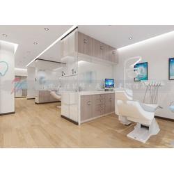口腔医院装修—口腔诊所的选址如何才能让自己生意红火图片