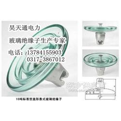 LXY-100钢化玻璃绝缘子厂家图片