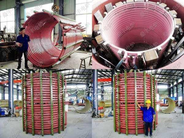 40吨感应圈四达感应圈40T感应圈图片