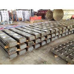 大量供应中频炉硅钢柱图片