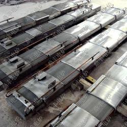 中频炉硅钢柱图片