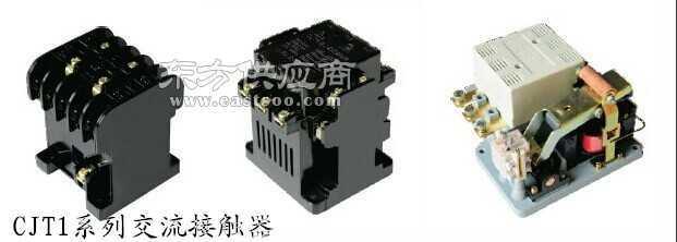 供应CJT1-150交流接触器图片。低压接触器,适用范围:适用于交流50Hz(60Hz),电压至400V,电流至150A的电力线路中,供远距离接通和分断电路之用,并适宜于频繁的起动,停止和反转交流电动机之用。是CJ10系列更新换代产品。结构特征:主触头系统为三极双断点结构。辅助触头40A及以下为开启式,60A及以上为封闭式,磁系统10-40A为直动式,60A及以上为杠杆转动式结构,动、静铁芯均装有缓冲装置。除10A及以下接触器外,其低压接触器图片.