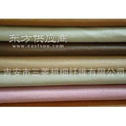 超细纤维床上用品布料图片
