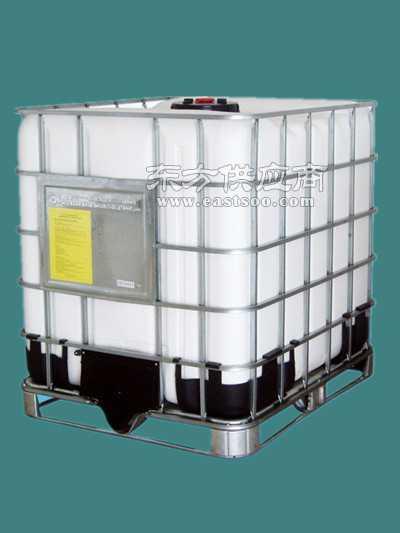 1000l塑料桶1吨方桶1000公斤镀锌钢架阀门桶图片