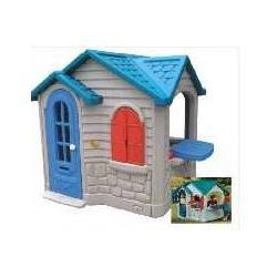 塑料木屋图片