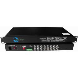 16路正向视频光端机QS-16V1D-O图片