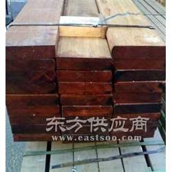 厂家直销菠萝格方料 木方图片