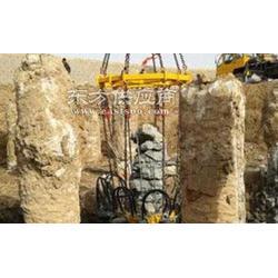 静态拆除钢筋混凝土柱新机械截桩机图片