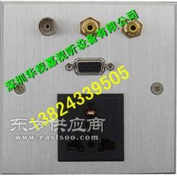 耐用型多功能墙面插座厂家现货直销图片