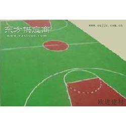 0硅pu篮球场地坪图片