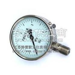 不锈钢压力表Y-100B图片