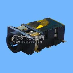 最新环保型小电流耳机插座图片
