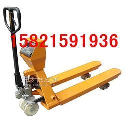 3000公斤手动叉车秤图片