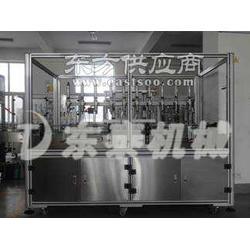 双拉膜自动淀粉包装机-自动包装机-全自动粉剂包装机图片