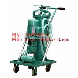 液压油精密滤油机图片