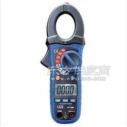 供应CEM华盛昌DT-360 自动量程交直流数字钳型表图片