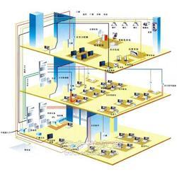 机房排线建设工程商 专业网络机柜排线公司图片