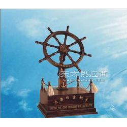 实木舵手木制工艺品轮船舵手图片