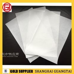 厂家生产白色淋膜格拉辛图片