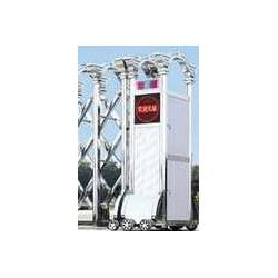 供应金佛乘铝合金电动门-银州一号图片