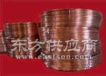 2.6MM裸铜杆现货T2调直紫铜线半硬料今日