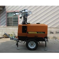 Z-SFW6105拖拉式全方位移动照明灯塔图片