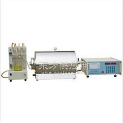 定硫仪厂家定硫仪配套设备测硫仪煤炭硫含量图片