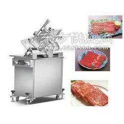 刷羊肉片机大型切火腿机图片