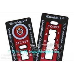 ShockWatch温度感应标签 温度贴图片