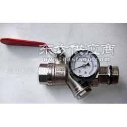 精品2PPR球阀分水器配件图片