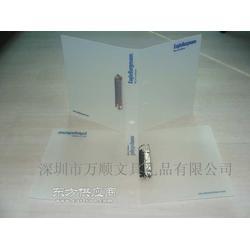小额生产/丝印PP文件夹/透明文件夹/便宜文件夹定做图片