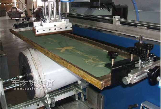 机油桶专用丝印机图片