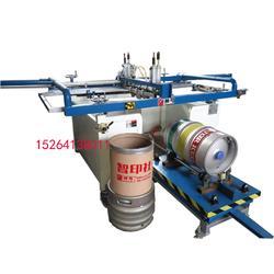 扎啤桶印字机 啤酒桶印标机图片