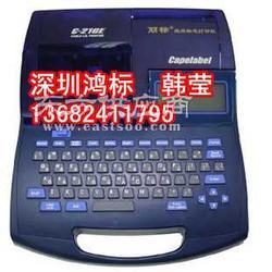 c-200t电缆标签打字机ntc品牌线号码管打印机图片
