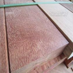 菠萝格方木材图片