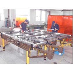 柔性三维组合焊接工装夹具图片