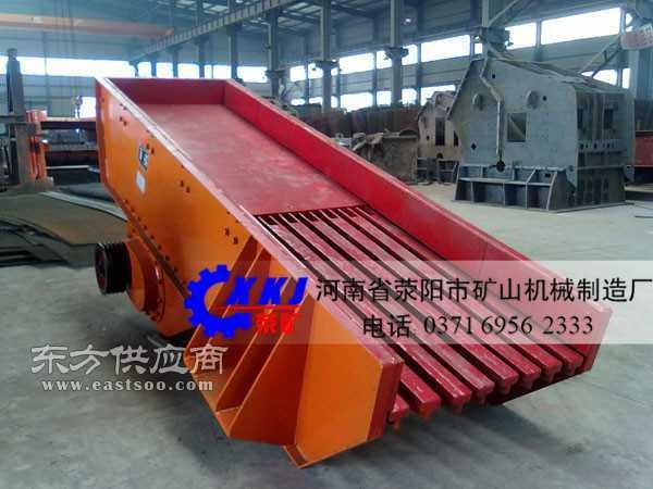 供应矿山振动给料机 ZSW600130给料机制造厂