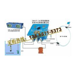 遥控器设置高低水位值、矿用水位声光语音报警装置、ZSB127-KXJ127-KXB-2A图片