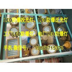 加油站用防爆LED应急灯70W 50W 80W LED光源加油站防爆照明灯图片