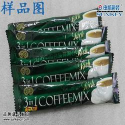 咖啡条铝箔袋定制咖啡条铝箔袋加工图片
